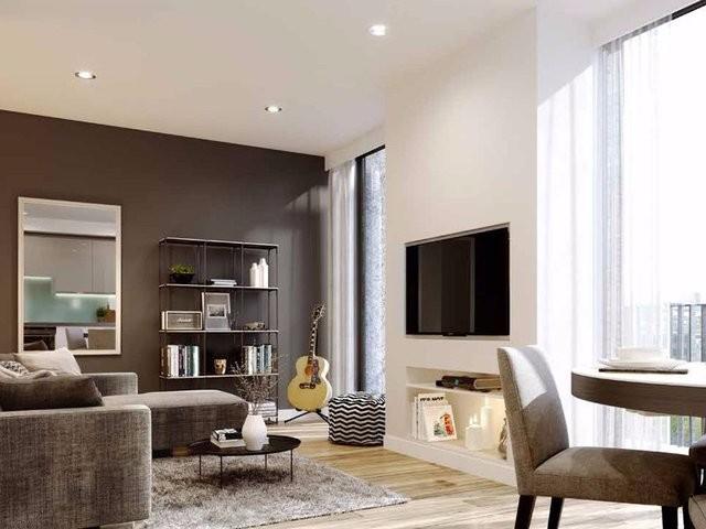 英国曼城Oxygen Tower公寓出售